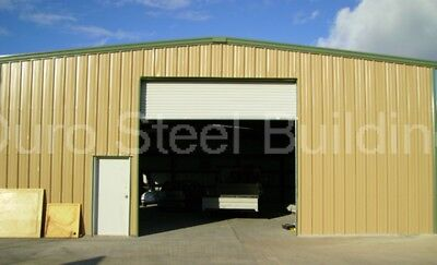 DuroBEAM Steel 60x75x18 Metal Building Kit Industrial Commercial Workshop DiRECT