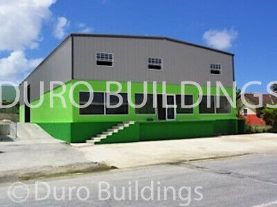 DuroBEAM Steel 60x60x16 Metal I-Beam Building Shop Clear Span Structure DiRECT