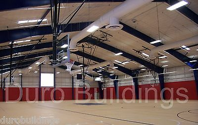 DuroBEAM Steel 100x100x20 Metal Building Kits Prefab Clear Span Structure DiRECT