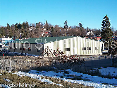 DuroBEAM Steel 60x126x16 Metal Buildings Commercial Garage Shop Structure DiRECT