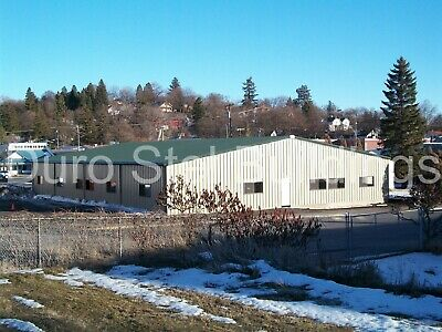 DuroBEAM Steel 100x200x19 Metal Building Commercial Clear Span Structures DiRECT