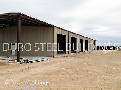 DuroBEAM Steel 60x200x17 Metal Rigid Frame Clear Span Commercial Building DiRECT