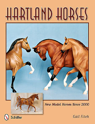 Hartland Horses made/sold 2000-2012 - ID values history guide book Gail Fitch