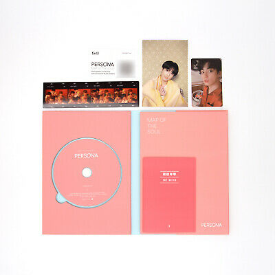 [BTS]6th mini Album-MAP OF THE SOUL:PERSONA/Boy with Luv/Ver.2/Album+JUNGKOOK pc
