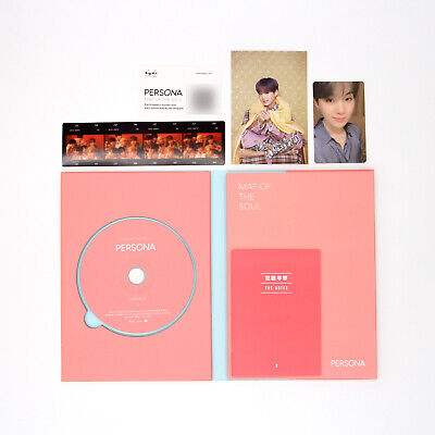 [BTS]MAP OF THE SOUL:PERSONA/Boy with Luv/Ver. 2/Album+SUGA pc