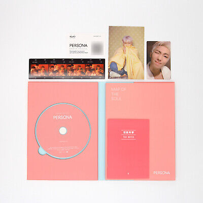 [BTS] MAP OF THE SOUL:PERSONA/Boy with Luv/Ver. 2/Album+RM pc