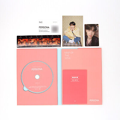 [BTS] MAP OF THE SOUL:PERSONA/Boy with Luv/Ver. 2/Album+J-Hope pc