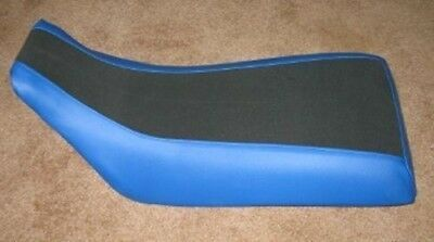 Honda ATC 200X 1984 through 1986 Blue Logo Seat Cover #csc44cgm65