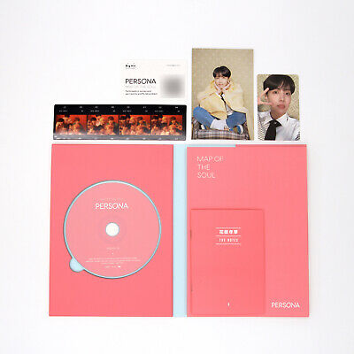 [BTS]6th mini Album-MAP OF THE SOUL:PERSONA/Boy with Luv/Ver. 3/Album+J-Hope pc