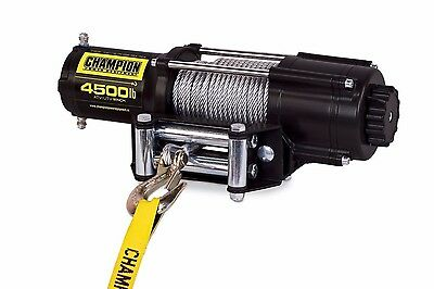 14560 - 4500lb Champion Power Equipment ATV/UTV Wireless Winch Kit