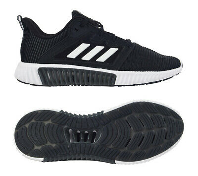 best sneakers 95dce f8a2a adidas Climacool Vent Men s Running Shoes Black Fitness Gym Walking NWT  B41589