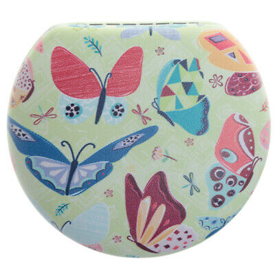 NEW - Pretty Contact Lens Case Travel Kit With Mirror - Lovely Butterfly Gift