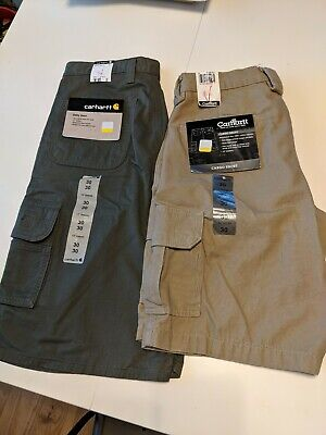 Carhartt Cargo Shorts (Two Pair Size 30)