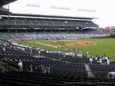 4 Chicago Cubs vs Dan Diego Padres Tickets 7/20/19
