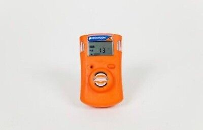 crowcon clip h2s monitor detect gas orange .....listing is for 1...... but have