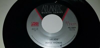 "RUFUS THOMAS The Dog / Walking The Dog ATLANTIC 13093 45 VINYL 7"" RECORD"