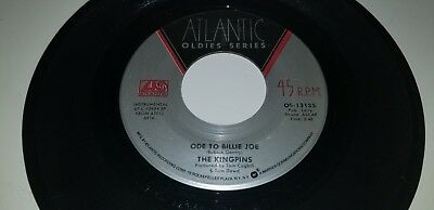 "KING CURTIS Memphis Soul Stew / Ode To Billie ATLANTIC 13135 45 VINYL 7"" RECORD"