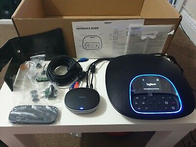 Logitech GROUP Video Conferencing System - NO CAMERA - EX OFFICE