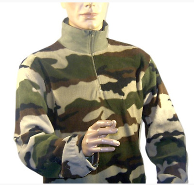Chemise Polaire F1 Camouflage CE