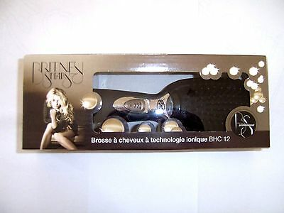 Britney Spears Professional Hairbrush Ionic Brosse à cheveux BHC 12