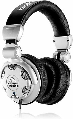 BEHRINGER High-Performance Quality Durable Headband Wide Dynamic Range Lightwt