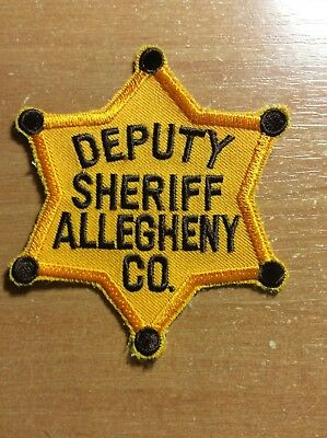 PHILADELPHIA, PENNSYLVANIA DEPUTY Sheriff (Police) Shoulder