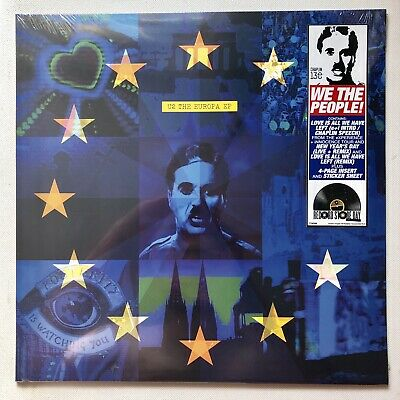U2 - The Europa Ep 2019 12'' Record Store Day Sealed Vinyl