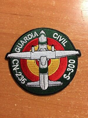 SPAIN GUARDIA CIVIL NATIIONAL SEPRONA POLICE  PATCH
