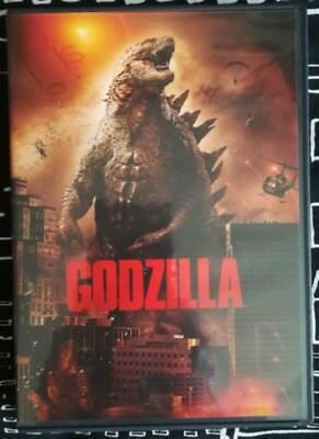 Godzilla DVD film de science fiction americain