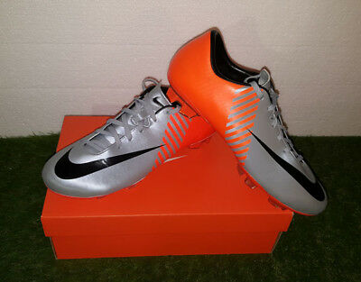 best authentic ef199 53ec0 NIKE MERCURIAL VAPOR VI Miracle WC 2010 Superfly Italy Soccer Shoes Cr7  Ronaldo