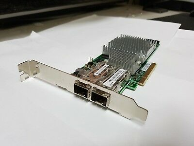 HP 468349-001 10G Dual Port PCI Ethernet Adapter Card