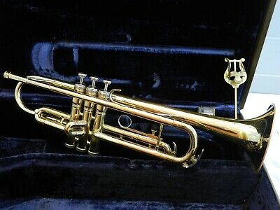 Conn 22B USA Trumpet - Smooth Valves - Shiny Finish - Plays Great - Make Offer