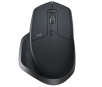 MX MASTER 2S Wireless Bluetooth Mouse Graphite