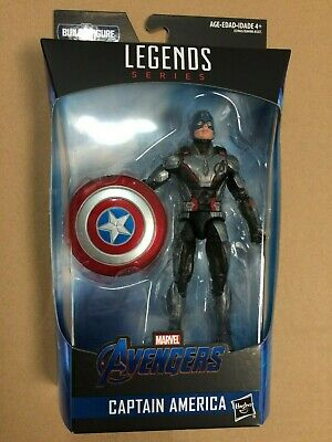 IN HAND! Marvel Legends CAPTAIN AMERICA QUANTUM ARMORED THANOS AVENGERS ENDGAME