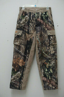 c4e2b506663e7 Rustic Ridge Youth Large Camo Insulated Pant - Mossy Oak Country - RRYIP