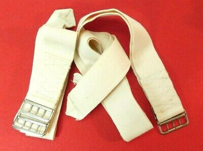 2 Original Sets of WWII U.S. Combat Medic Splint Straps-NOS