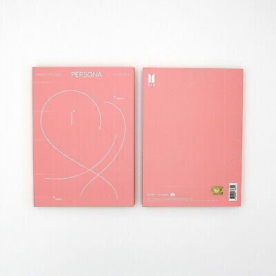[BTS]MAP OF THE SOUL:PERSONA/Boy with Luv/ Ver.4 / Album+Postcard / NO PHOTOCARD