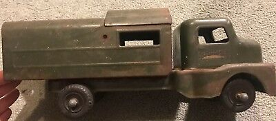 Structo Freeport Telephone Co Service Truck Vtg 1950'S Pressed Steel Toy