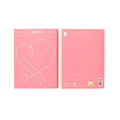 [BTS]MAP OF THE SOUL:PERSONA/Boy with Luv/ Ver.3 / Album+Postcard / NO PHOTOCARD