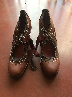 Vintage look Mary Jane's, women's size 9, Victorian/Gatsby