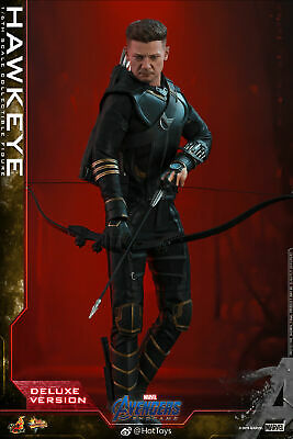 Pre-order 1/6 Scale Hot Toys MMS531 End Game Hawkeye  - Standard Ver.