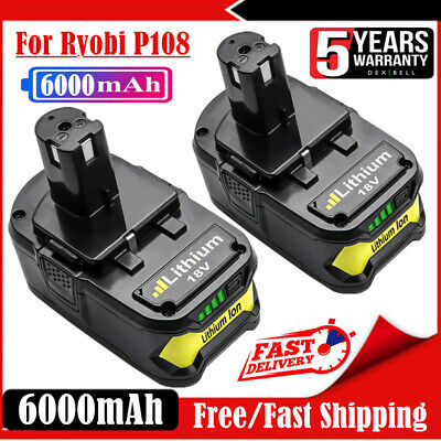 2X 2500mAh Lithium High Capacity Battery for Parrot Bebop Drone 3.0 Quadcopter