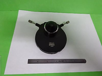 Microscope Part Wild Heerbrugg Swiss M-20 Condenser Phase Optics As Is Bin#Z1-19