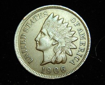 1906 Indian Head Cent - 11111