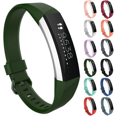 Watch band For Fitbit Alta/Alta HR soft silicone Spare Unisex Part High Quality