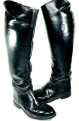 036cd2d74ad4a EFFINGHAM BOND TALL English Riding/schooling Boots Size 5.5 Womens ...