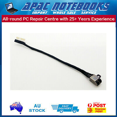 DC POWER JACK CABLE FOR Dell XPS 15 9530 9550 9560 64TM0