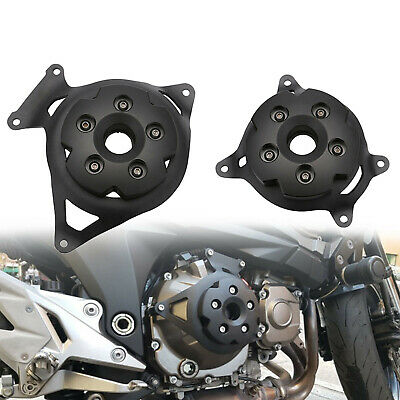 MOTORCYCLE ENGINE STATOR Cover Protector Guard Cases For KAWASAKI