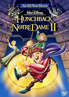 The Hunchback Of Notre Dame Ii / 2 - Brand New & Sealed Dvd - Walt Disney