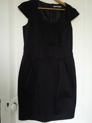 8f2011d3274 Robe noire 3 SUISSES COLLECTION taille 42